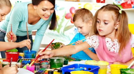 Why should you send your child to a preschool?